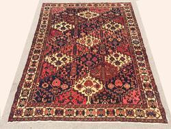 Enchanting Authentic Handmade Vintage Persian Akstafa