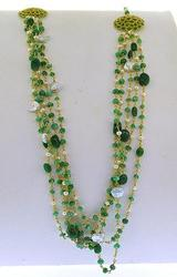 Gemstone Layered Necklace