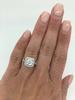 GIA Certified 2.00CTW Diamond Engagement Ring