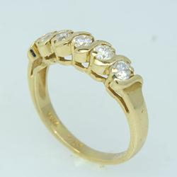0.33 CTW Diamond Band in 14kt Gold