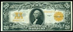 Handsome choice 1922 Large Size $20 Gold Certificate