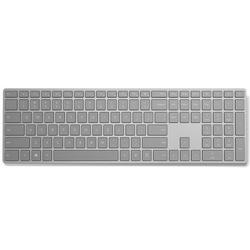 Modern Keyboard w/ Fingerprint ID, Chargeable upto 4mos