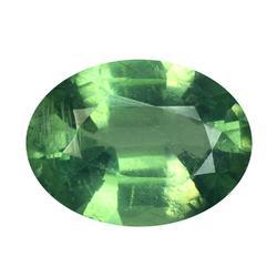 Gorgeous mint green Kyanite weighing 1.38 carats
