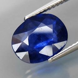 3.82ct top royal blue Sapphire