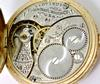 Lovely Ladies 14K Multi-Color Gold Pocketwatch