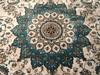 Detailed Traditional Medallion Design Area Rug 8x11
