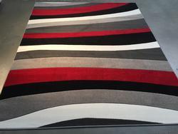 Stunning Designer Contemporary Carved Area Rug 8x10