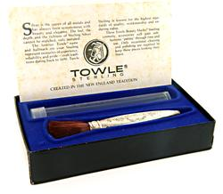 Towle Sterling Makeup Brush