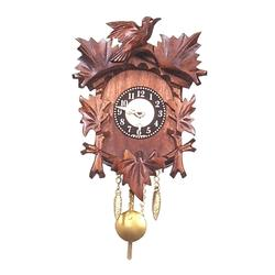 125-1Qp-Engstler Christmas Decor Battery-Operated Clock
