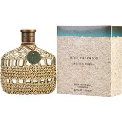 JOHN VARVATOS ARTISAN ACQUA EDT SPRAY 4.2 OZ (LIMITED EDITION)