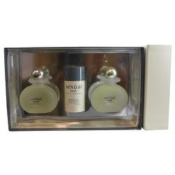 SEXUAL FRESH by Michel Germain EDT SPRAY 4.2 OZ & AFTERSHAVE 4.2 OZ