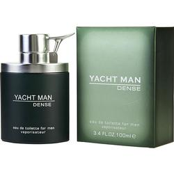 YACHT MAN DENSE by Myrurgia EDT SPRAY 3.4 OZ
