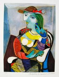 Limited Edition PIcasso 'Marie Therese Walter'