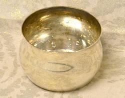 Circa 1960 Tiffany Sterling Sugar Bowl
