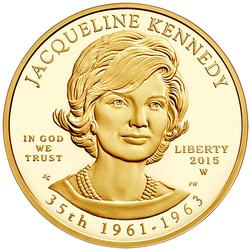 First Spouse 2015 Jaqueline Kennedy Proof