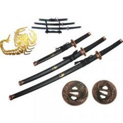 Scorpion 3pc Samurai Set