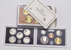Rare 2012 US Silver Proof Set