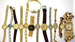 13 Assorted Non Functioning Watches