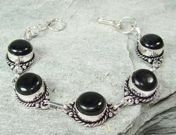 Fantastic Ethnic Handcrafted Natural Stone Bracelet