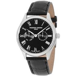 New Mens Swiss Frederique Constant Day/Date