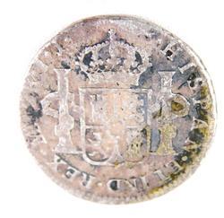 1800 Colonial Mexico Silver Coin
