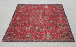 Simply Gorgeous Semi Antique Persian Tabriz 8.6x8.4