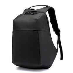 27L Outdoor Anti-theft USB Backpack Password Code Lock