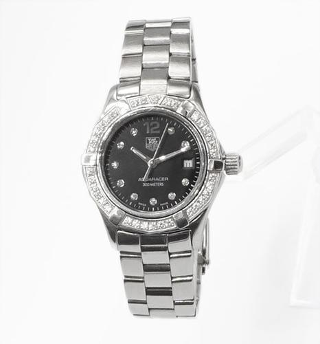 Ladies Tag Heuer Aquaracer w/Diamonds