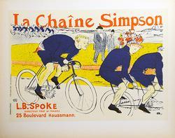 Toulouse Lautrec, La Chaine Simpson