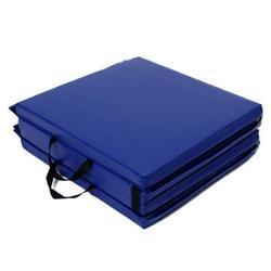 Folding Gymnastics Mat Exercise Gym Panel Tumbling Pad