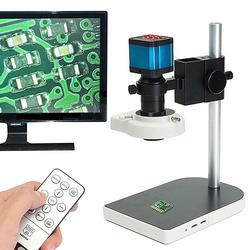 14MP Digital Microscope HDMI USB Digital Microscope Set