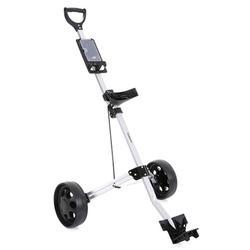 Golf Cart Foldable 2 Wheels Push Cart Pull Cart Trolley