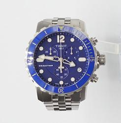 Gents Stainless Steel Tissot Seastar Watch
