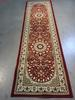 Classic Allover Floral Euro Made Premium 11 ft Runner