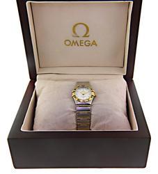 Omega my Choice Constellation 2- Tone Watch