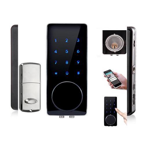 Bluetooth Smart Digital Door Lock Home Security Keyless