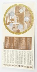 1935 Turkey Nostolgia 5 Coin Mint Set - Turkish State Mint