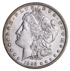 1892 Morgan Silver Dollar - Choice