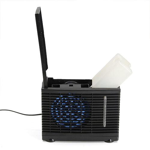 24V Portable Home Car Cooler Cooling Fan Water Ice Air