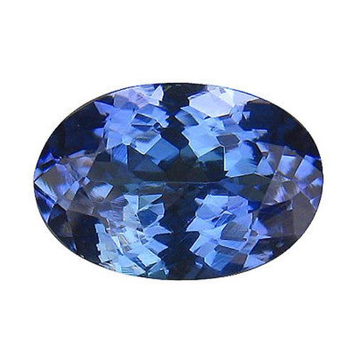 AAA 2.75ct flawless clarity violet blue Tanzanite
