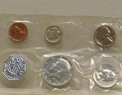 1964 Silver PROOF Set