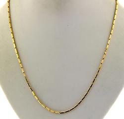 20kt Yellow Gold Bhat Necklace
