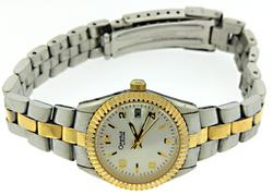Caravelle Stainless Steel Watch