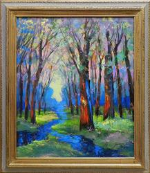 Michael Schofield, Dusk Original Oil