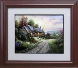 Thomas Kinkade, A Peaceful Time