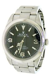 Rolex Explorer Stainless Steel Watch