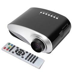 Mini LED Projector 120 lumens 1080P Ratio 300:1 US Plug