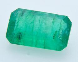 Amazing Natural Green 2.1 CT Emerald