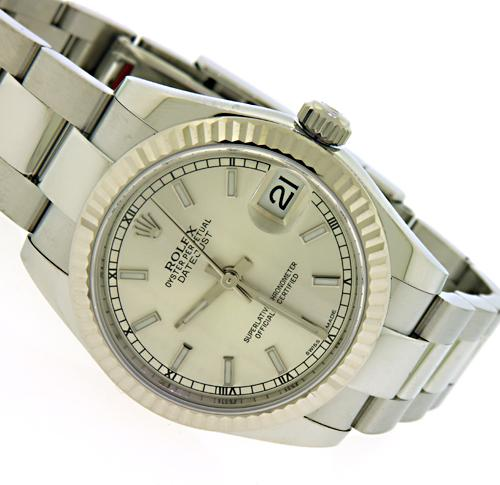Rolex Datejust 31mm in Stainless Steel