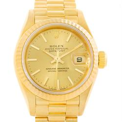 Ladies 18K Yellow Gold Rolex Presidential